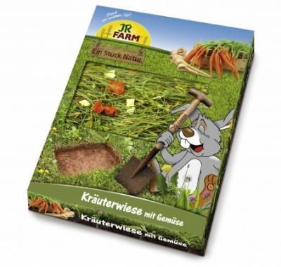JR Farm Kräuterwiese mit Gemüse  750 g