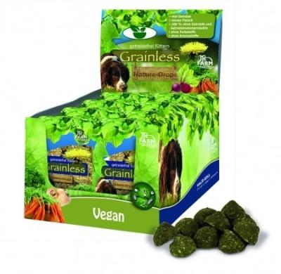 JR Farm Grainless Nature - Drops Vegan Vegetarianer 30 g