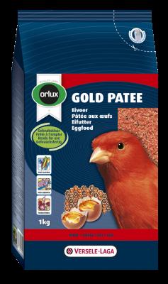 Versele Laga Orlux Gold Patee Kanarien Rot  250 g, 1 kg