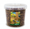 JR Farm Wild Bird Mealworms 400 g Halvat