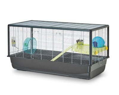 Savic Hamster Plaza Knock Down (Unmontiert) 50x100x50 cm