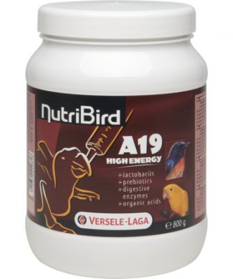 Versele Laga NutriBird  A19 High Energy Handopfokvoer 800 g