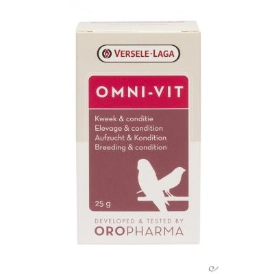 Versele Laga Oropharma Omni-Vit 25 g