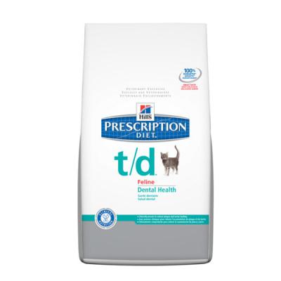 Hill's Prescription Diet Feline - t/d Dental Health 5 kg