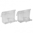 Savic Feeder, 2 pieces  White