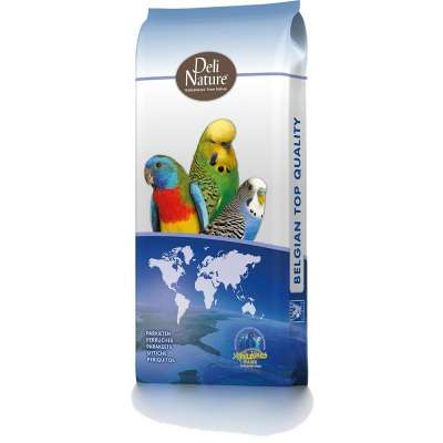 Deli Nature 11 Wellensittiche Colormix  20 kg
