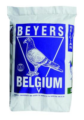 Beyers Belgium Wal Zoontjens Basis Gelb  25 kg