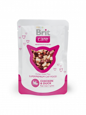 Brit Care Chicken & Duck 80 g