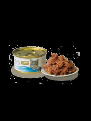 Brit Care Cat Tuna & Turkey 80 g