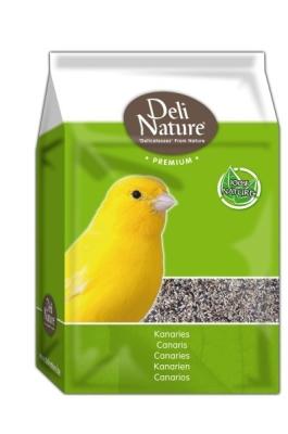 Deli Nature Premium-Canarios  4 kg, 1 kg