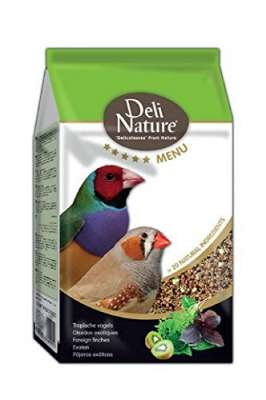 Deli Nature 5 Star menu - Tropical Finches  800 g