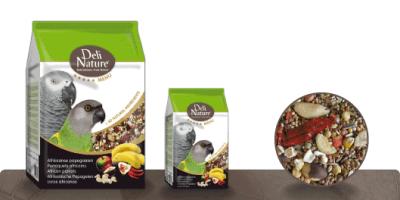 Deli Nature 5 Star menu - Afrikanische Papageien  800 g, 2.5 kg