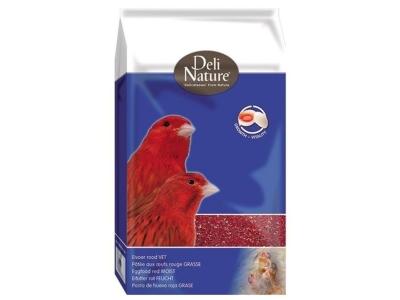 Deli Nature Eifutter Rot Feucht  10 kg, 1 kg