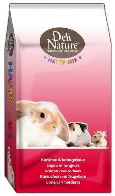 Deli Nature Happymix - Meerschweinchen  3 kg, 15 kg