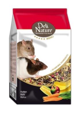 Deli Nature 5 Star menu - Ratten  750 g, 2.5 kg