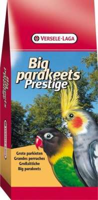 Versele Laga Prestige Grote Parkieten Krabb  20 kg