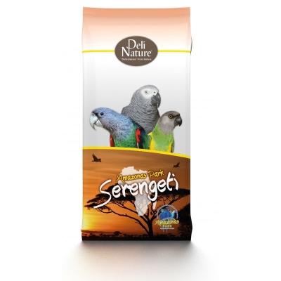 Deli Nature 20 - Amazonas Park Serengeti  2 kg, 15 kg