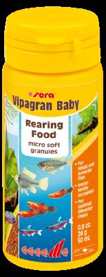 Sera Vipagran Baby  48 g, 24 g, 1.1 kg