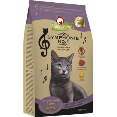 GranataPet Symphonie No.1 Tonijn 4 kg, 2 kg, 400 g