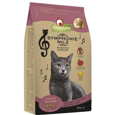 GranataPet Symphonie No.2 Zalm 4 kg, 2 kg, 400 g