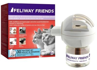 Feliway Friends Diffuser Start-set 48 ml