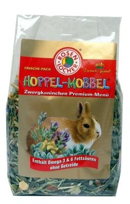 Rosenlöcher Zwergkaninchen Premium Menü  500 g