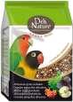Deli Nature 5 Star menu-Periquitos Africanos Grandes 800 g