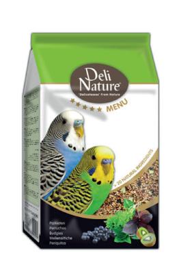 Deli Nature 5 Star menu-Periquitos  800 g, 2.5 kg