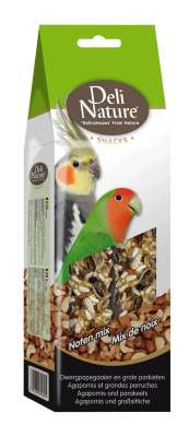 Deli Nature Agapornis y Pericos Nuts Mix  130 g