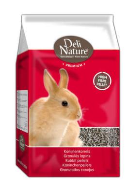 Deli Nature Granulés pour Lapins  4 kg