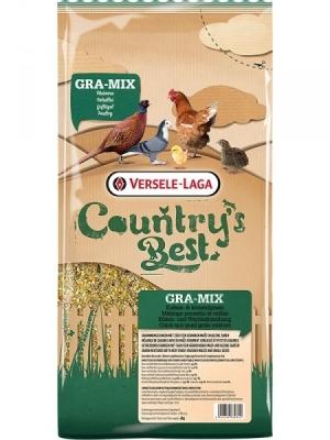 Versele Laga Country's Best Gra-MIX Chick & Quail  20 kg, 4 kg
