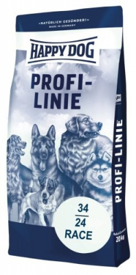 Happy Dog Profi Line Profi-krokette Race 34/24  20 kg