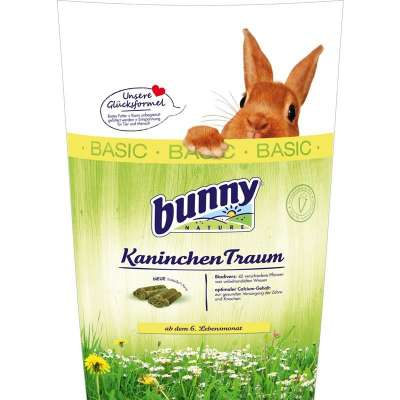 Bunny Nature KaninchenTraum Basic  750 g, 4 kg, 1.5 kg