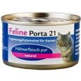 Feline Porta 21 Pollo puro en piezas enteras encarga a precios magníficos