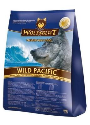 Wolfsblut Wild Pacific  15 kg, 2 kg, 500 g