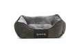 Scruffs Chester Box Bed Donkergrijs - Vierkante / Rechthoekige hondenbedden