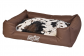 "Pakmas ""Oeko-Bed"" Double-Sided Dog Cushion in Plush Brun S butik"