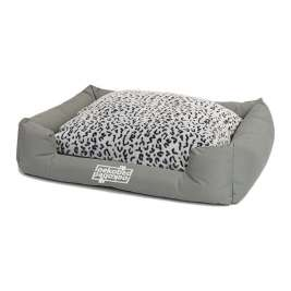 """Oeko-Bed"" Double-Sided Dog Cushion in Plush Pakmas 4251119801873"