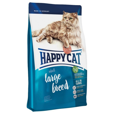 Happy Cat Supreme Fit & Well Adult Large Breed 300 g, 1.80 kg