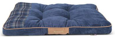 Scruffs Highland Mattress Blau 100x70 cm