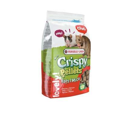 Versele Laga Crispy Pellets - Rats & Mice  20 kg, 1 kg