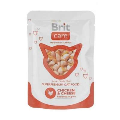 Brit Care Chicken & Cheese 80 g