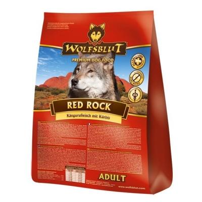 Wolfsblut Red Rock Adult Carne di canguro e Zucca  15 kg, 2 kg, 500 g, 7.5 kg