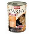 Animonda Carny Adult Nauta & kana kanssa usein yhdessä ostetut tuotteet.