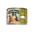 Fleischmahlzeit  - 100% Pur Bøffel 200 g fra Christopherus