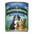 Christopherus Adult Dog – Poultry & Lamb Can  webwinkel
