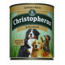 Adult Dog – Lamb & Rice Can Christopherus 4005784076346