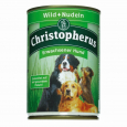 Christopherus Adult Dog – Game Meat + Pasta Can 400 g Billig