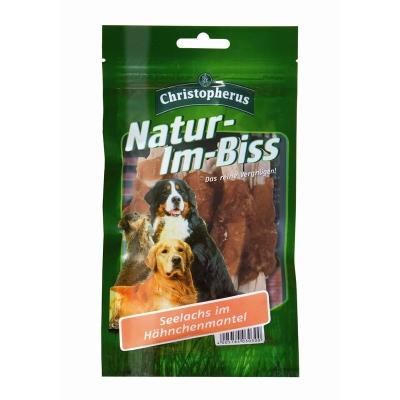 Christopherus Natur-Im-Biss - Chicken-Coated Pollock Alaskatheragra 70 g