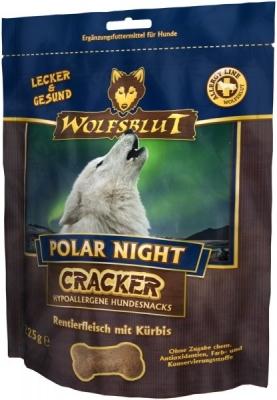 Wolfsblut Cracker Polar Night 225 g Bœuf & Citrouille